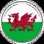 Pays de Galles  - logo